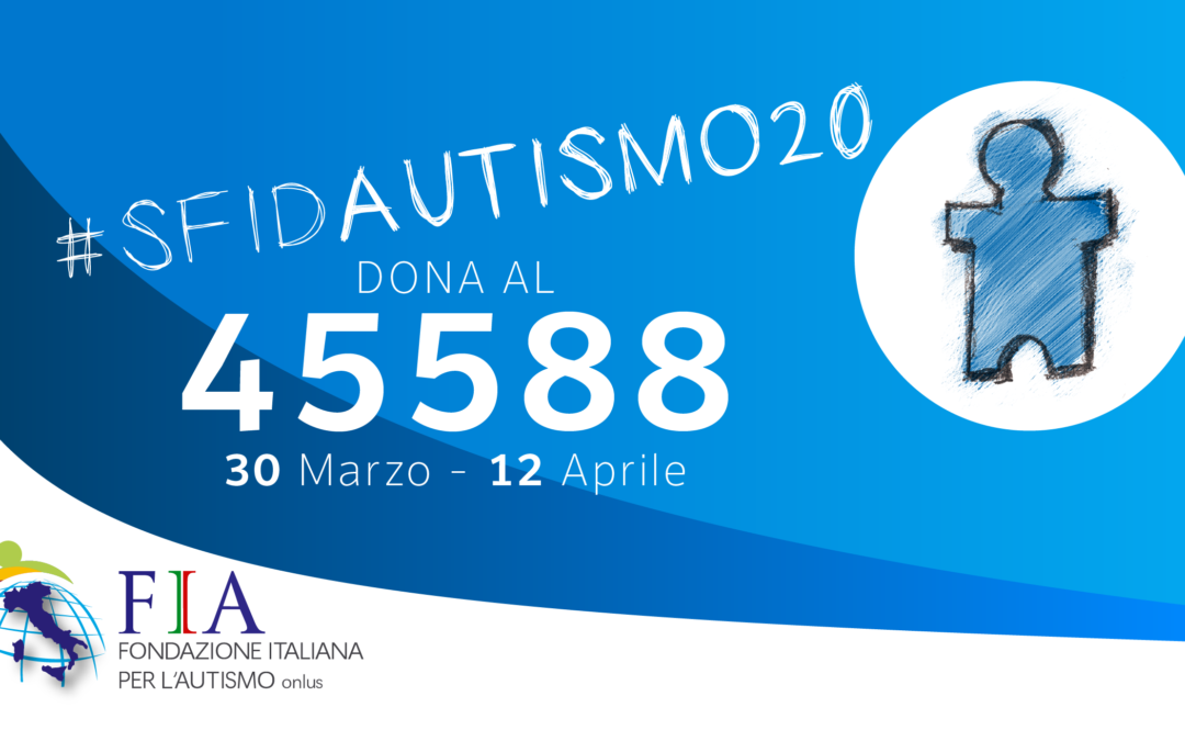 Italian Autism Foundation awareness and fundraising campaign